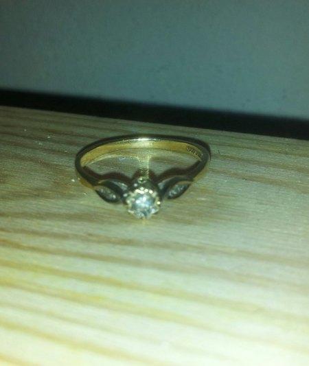 was für ein Ring habe ich??