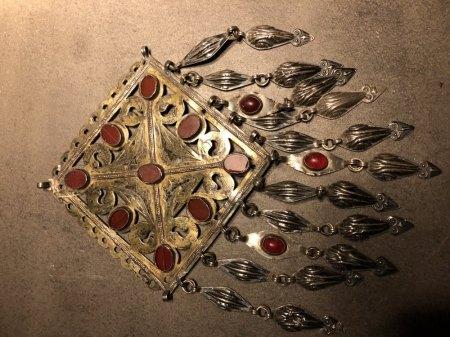 Nordafrikanischer Schmuck aus Sammlung