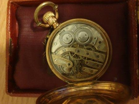 Flohmarkt Uhr