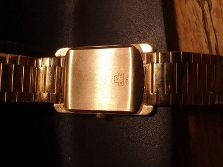 Schätzung einer Priosa Golduhr 14k