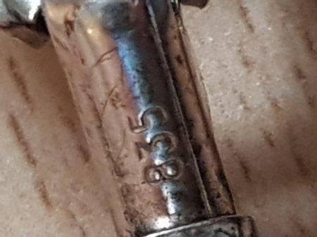 Armband Silber 835 Steine?