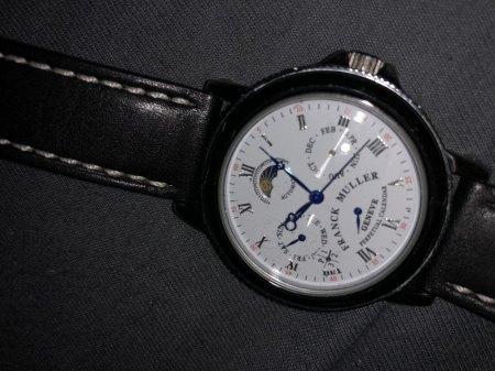 Ist diese Franck Muller Uhr echt?