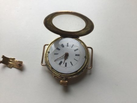 Antike Damen-Armbanduhr