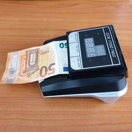 Verkauf Geldscheinprüfer - Falschgeldprüfgerät CCE 1700 Neo