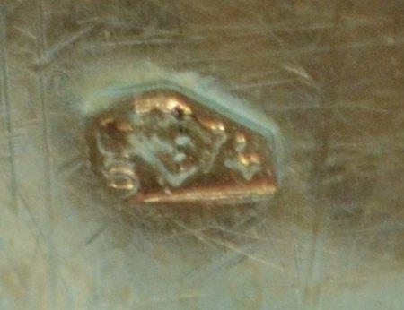 Unbekannte Punze auf Ring