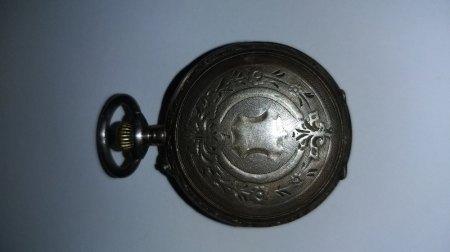 Taschenuhr 6 Rubis