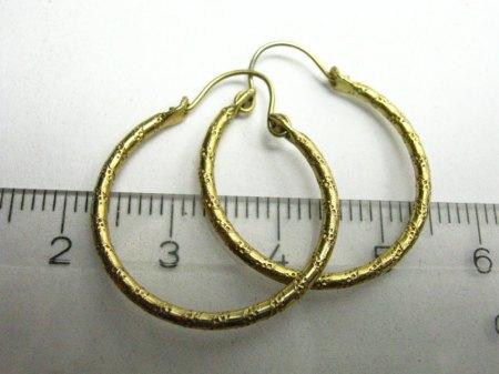 Ohrringe verloren