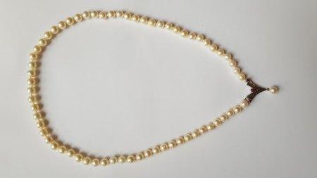 Perlenkette bewerten