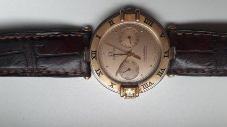 Omega Uhr echt oder Fälschung?