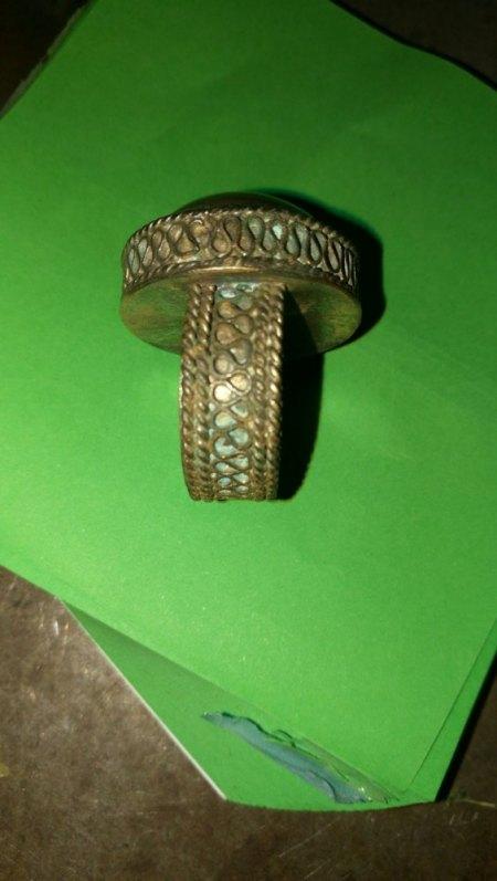 Ring Antik Achat ? sehr alt