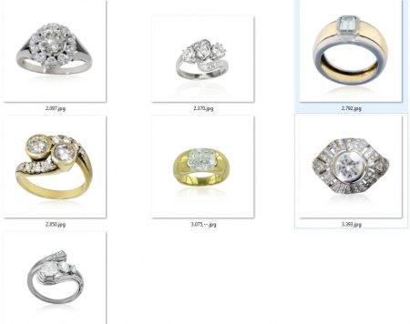 Suche einen Verlobungsring, Budget 3000€