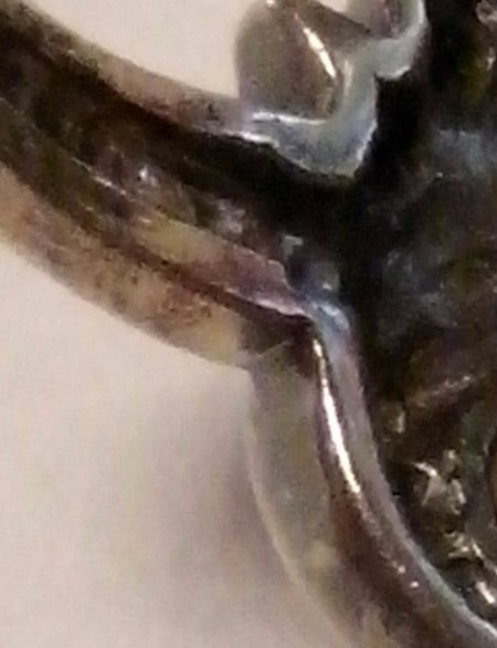 Ring aus England