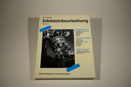 [V] Bücher Edelsteine Schleifen / Facettieren