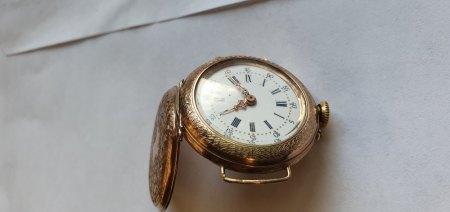 Cylindre 10 rubis 18 Gramm  Armbanduhr alt
