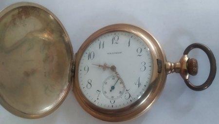 3 Uhren, eine Waltham
