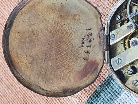 defekte Taschenuhr Wertschätzung