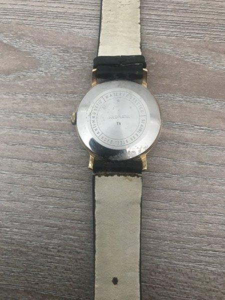 Zentra Uhr aus Nachlass