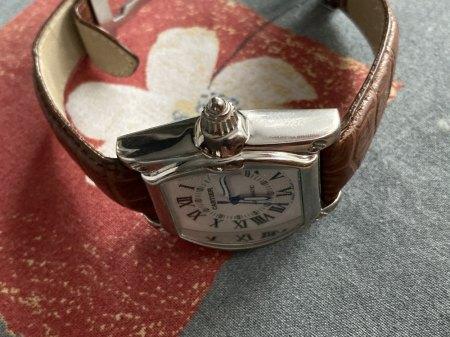 Cartier Uhr Fake oder echt?