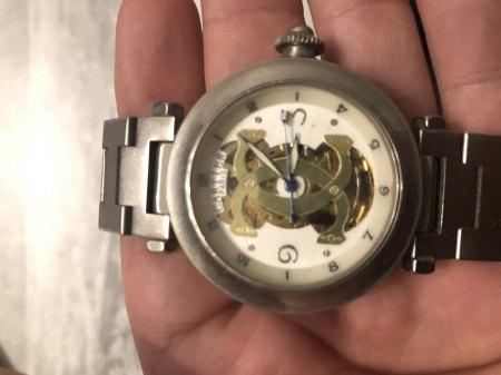 Cartier Uhr HILFE