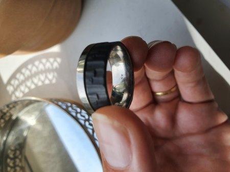 Titan Carbon Ring