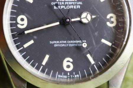 Rolex Explorer 1016 Fake oder echt