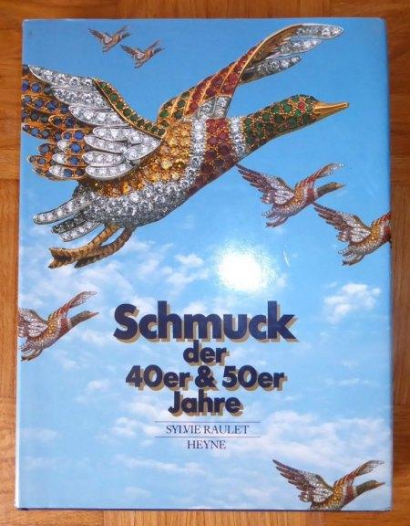 """BUCH zu verkaufen: """"Schmuck der 40er & 50er Jahre"""""""