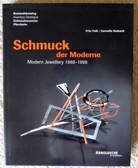 """BUCH zu verkaufen: """"Schmuck der Moderne"""""""