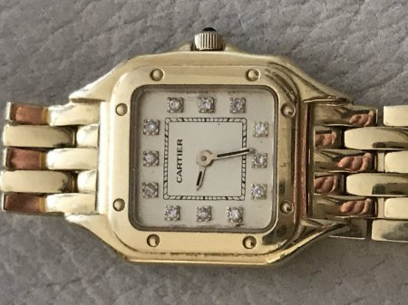 Cartier Panthere oder Demoiselle?
