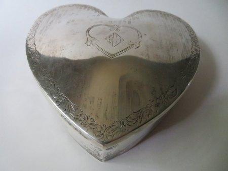 Herzdose Tiffany