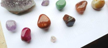 Viele Steine: Was wert oder nur Trommelware ?
