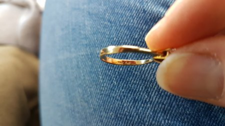 Ring 333 cwp stempel
