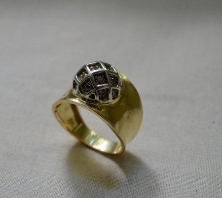 Ring aus Nachlass - aus welcher Zeit?