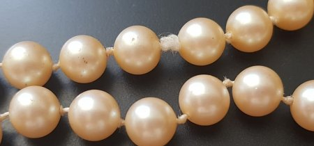 Echte oder unechte Perlen?