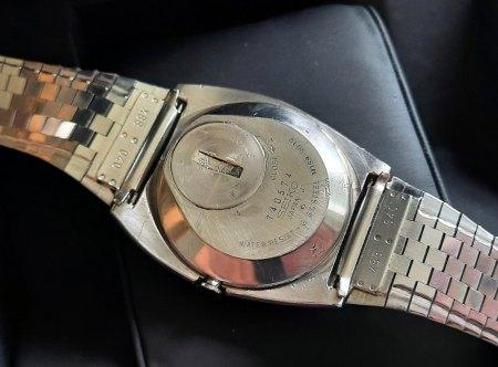 Seiko LCD Uhr Quartz Chronograph