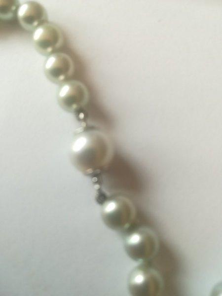 Wert der Perlenkette schätzen