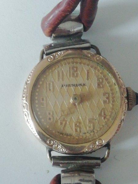 Alte Primosa Armbanduhr