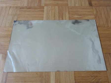 Verkauf FEINSILBERBLECH - Stärke 0,1 mm (extrazart;-)