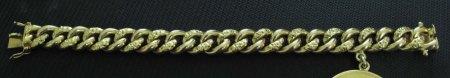 Gold – Armband ohne Stempel
