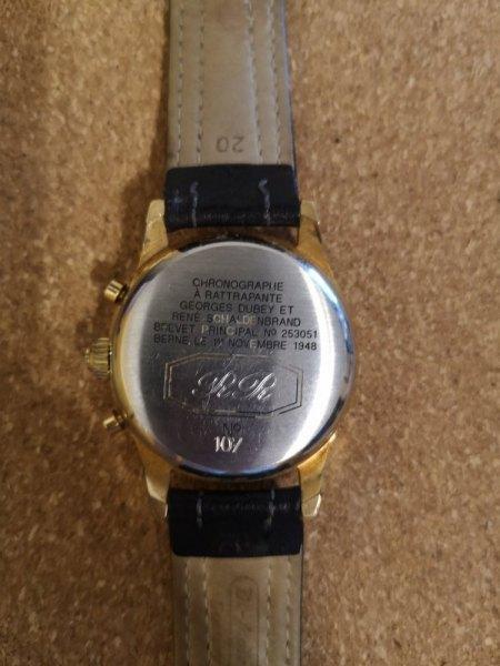 Georges Dubey und Rolex aus Nachlass / Wert?