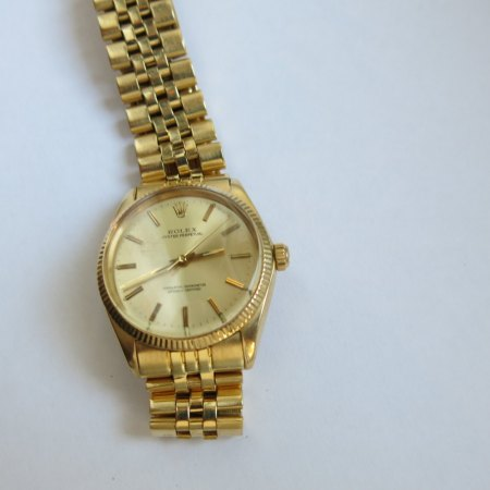 Uhr-Armband defekt