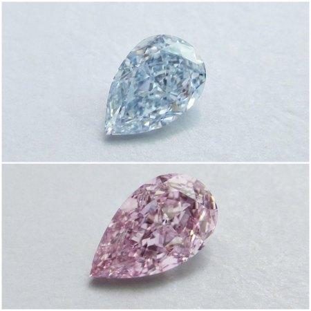 Blau oder Pink?