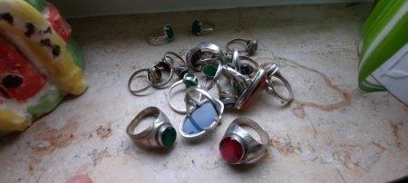 925 Silber Ring mit Lapislazuli ? Alter ?