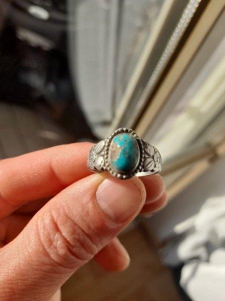 Wie alt könnte der Ring sein/welche Nationaltität?