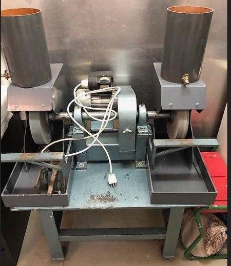 Zu verkaufen Edelstein / Steinschleifmaschine