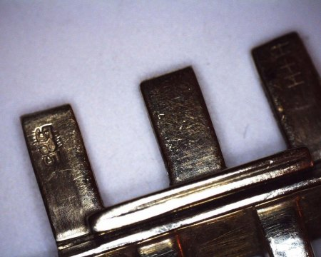 Armband aus nachlass