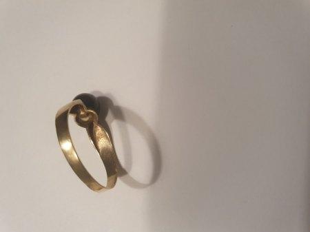 Ist denn vielleicht dieser Ring wertvoll ?
