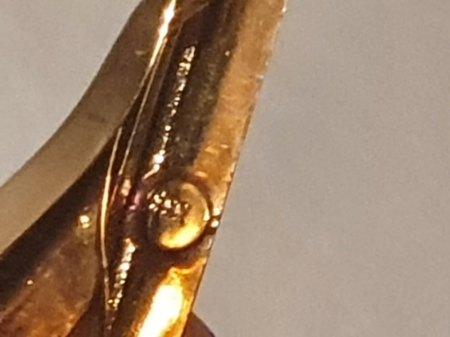 Gold 585 oder 333