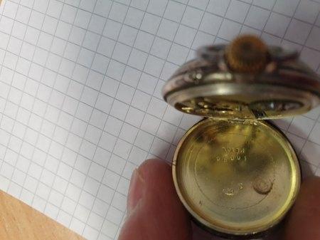 Alte Taschenuhr Part 3
