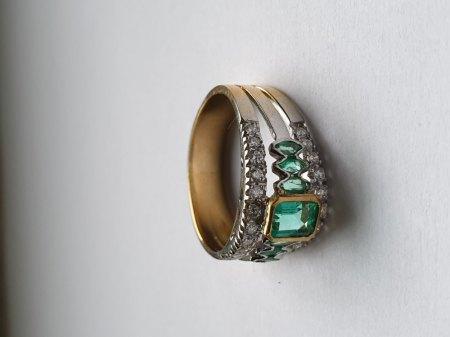 Werteinschätzung Diamanten Ring