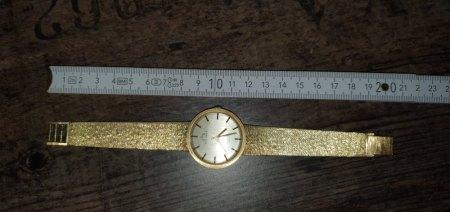 Golduhr - Wie ist der Wert dieser Uhr? Finde nichts vergleichbares. Danke